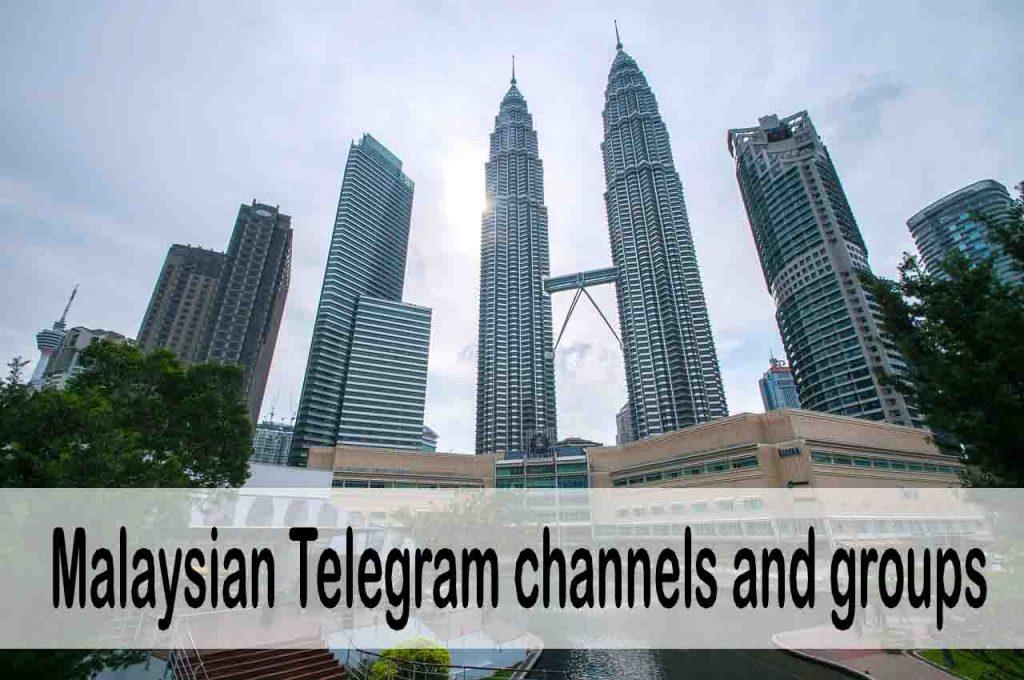 Malaysian telegram intro image