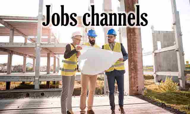 electrical engineering jobs channels