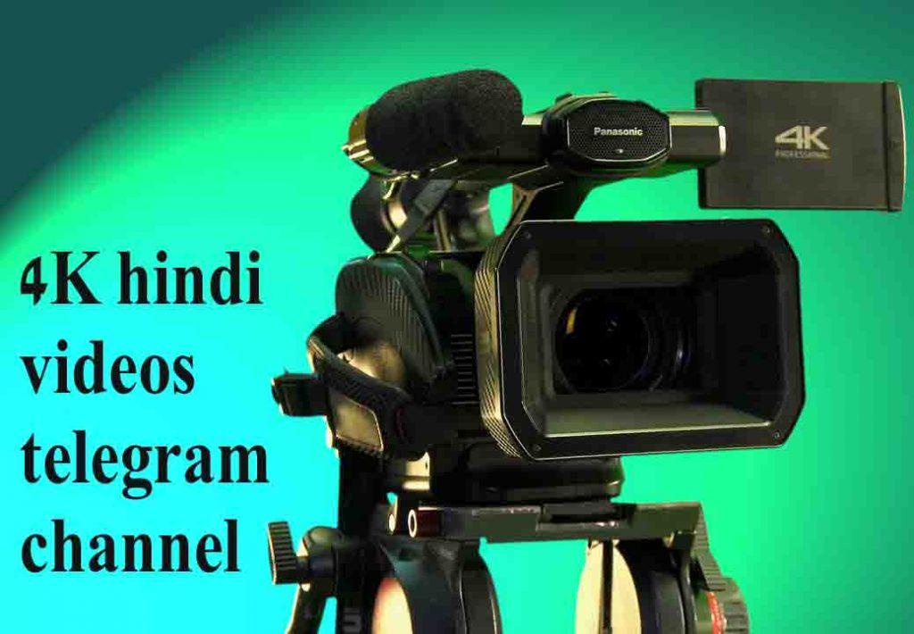 4k hindi status telegram channels section intro image