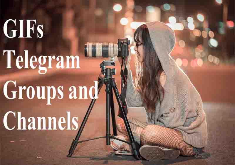 Telegram GIF group intro image