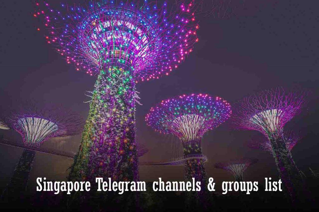 singapore telegram channels intro image